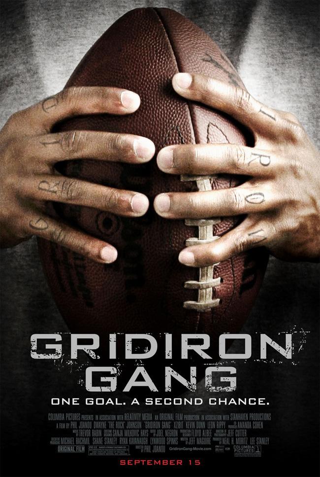 La vida es juego (Gridiron gang 2006) de Phil Joanou