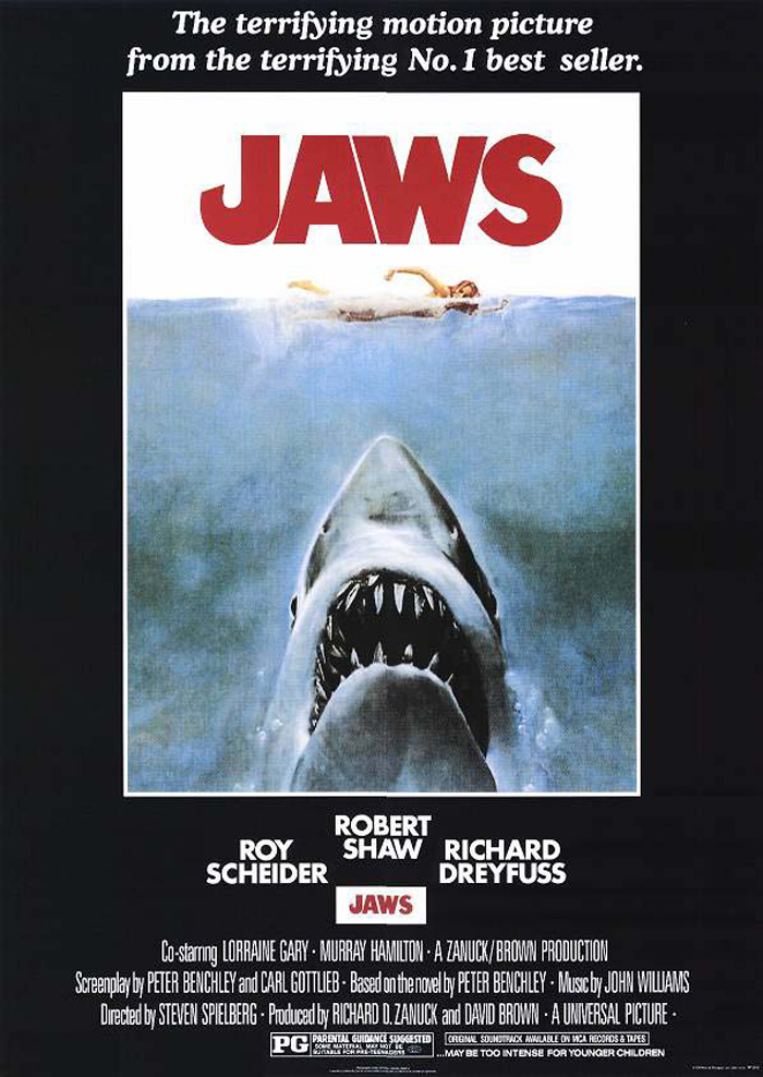 film analysis of jaws