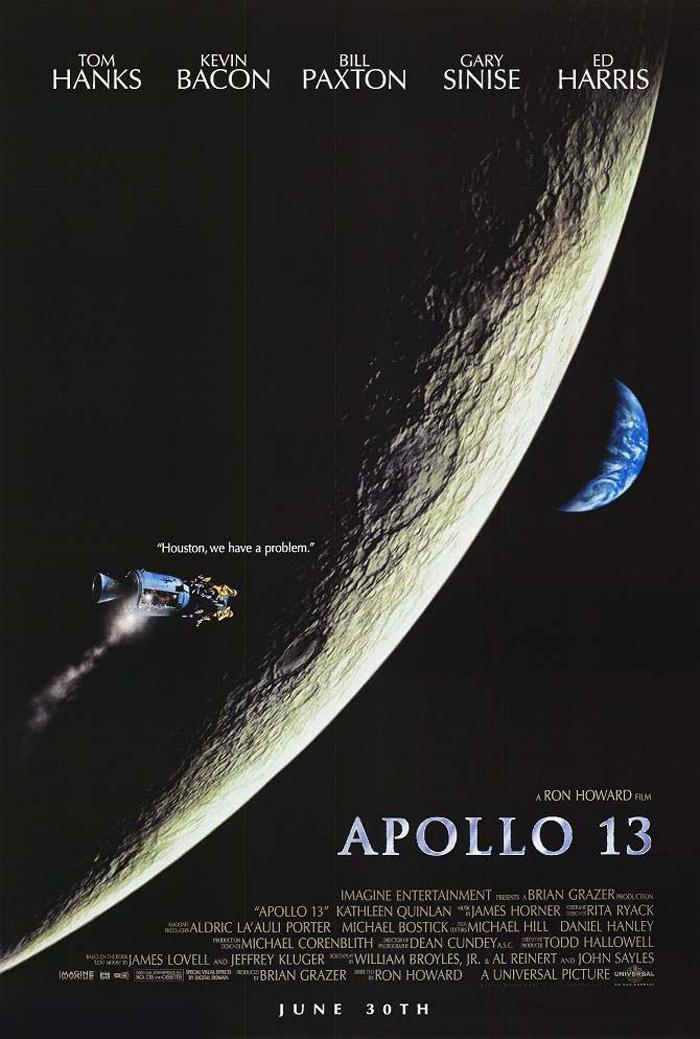 Apollo 13 Trailer YouTube - Pics about space
